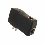 VisionTek 600009 PoE adapter Gigabit Ethernet 48 V