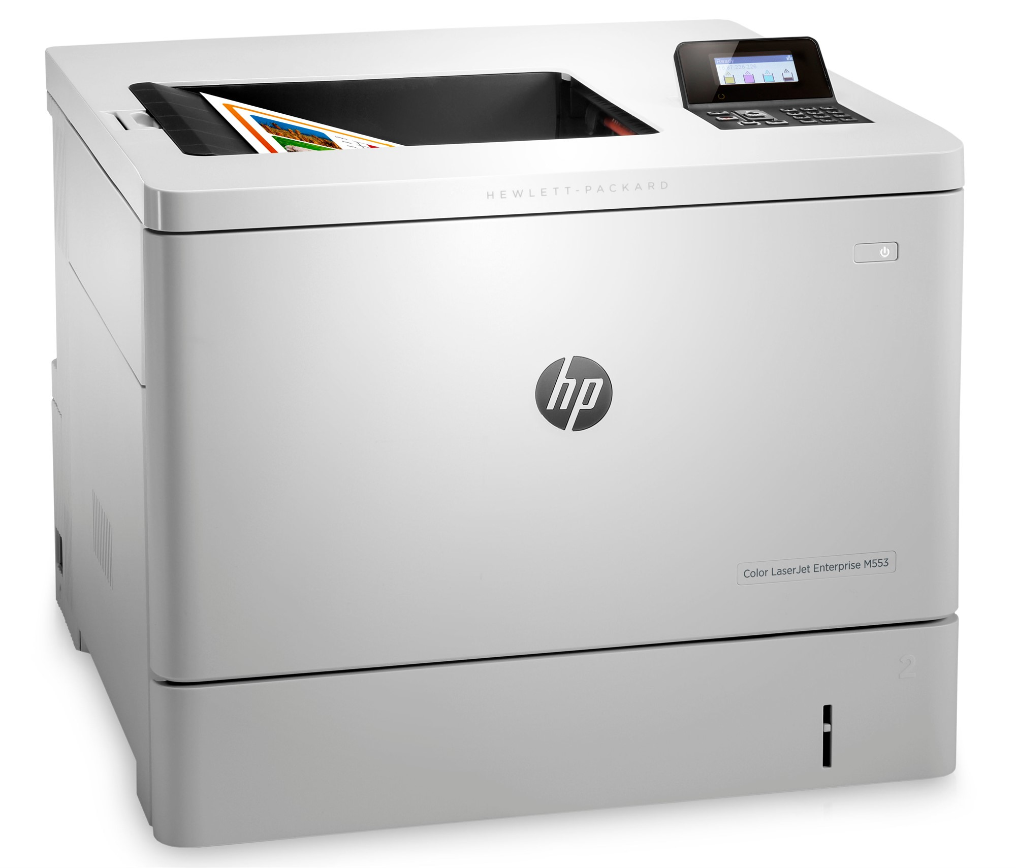 HP LaserJet Color Enterprise M553n