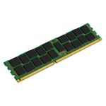 Kingston Technology ValueRAM 4GB 1333MHz DDR3L ECC CL9 DIMM 4GB DDR3 1333MHz ECC memory module