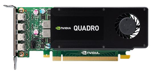DELL Nvidia Quadro K1200 Quadro K1200 4GB GDDR5