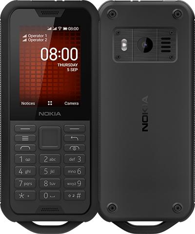 Nokia 800 Tough 6.1 cm 2.4