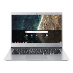 "Acer Chromebook CB514-1HT-C62 Silver 35.6 cm (14"") 1920 x 1080 pixels Touchscreen Intel® Celeron® 4 GB LPDDR4-SDRAM 64 GB Flash Wi-Fi 5 (802.11ac) Chrome OS"