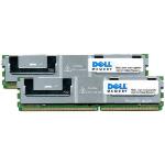 DELL 16GB DDR2 PC2-5300 DC Kit memory module 2 x 8 GB 667 MHz ECC