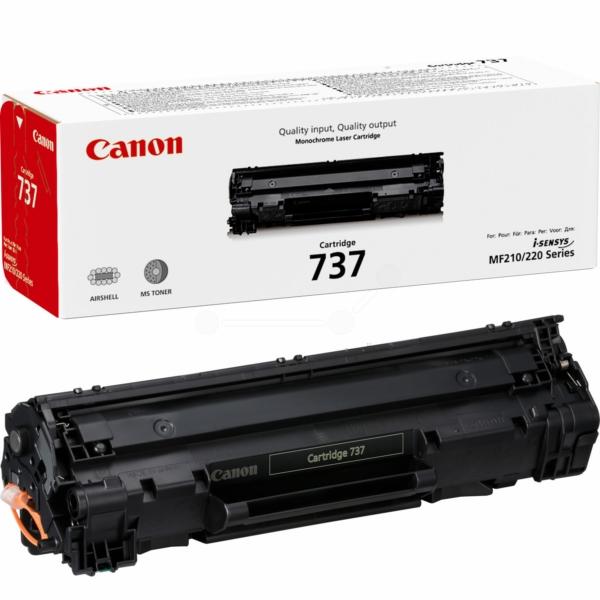 Canon 9435B002 (737) Toner black, 2.4K pages