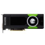PNY VCQP5000-PB graphics card NVIDIA Quadro P5000 16 GB GDDR5X