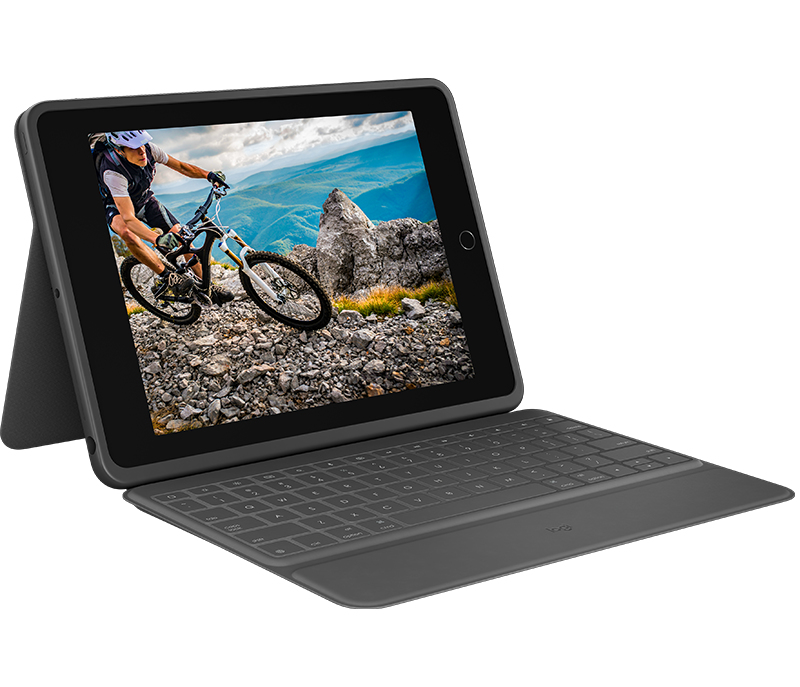 Logitech Rugged Folio For iPad 7th gen
