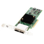 HP 738191-001 interface cards/adapter Mini-SAS Internal