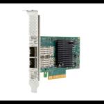 Hewlett Packard Enterprise Ethernet 100Gb 2-port QSFP28 MCX516A-CCHT Ethernet / Fiber 100000 Mbit/s Internal