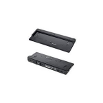 Fujitsu S26391-F1557-L100 notebook dock/port replicator Docking Black