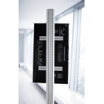 SMS Smart Media Solutions PD210001 Silver flat panel wall mount