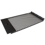 StarTech.com Vented Blank Panel with Hinge for Server Racks - 6U RKPNLHV6U