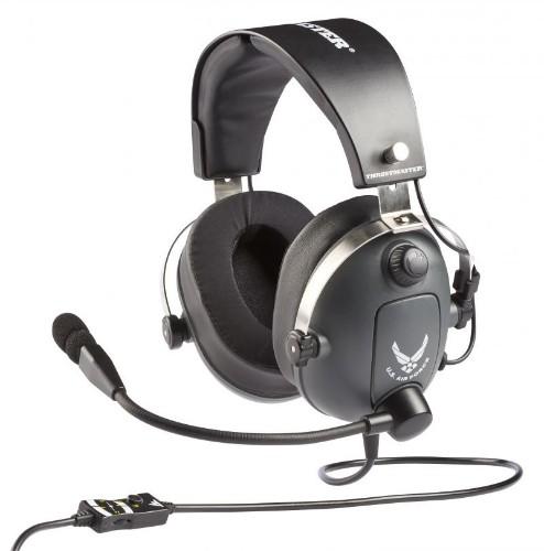 Thrustmaster T.Flight U.S. Air Force Edition Headset Head-band Black