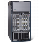 Cisco N7K-C7010= 21U Zwart netwerkchassis