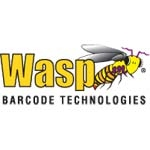 Wasp WPL305 White Polyester Label