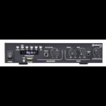 Adastra 953.422UK audio amplifier 2.0 channels Black