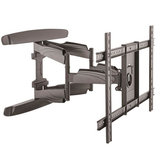 StarTech.com Flat-Screen TV Wall Mount - Full Motion - Heavy Duty Steel