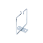 Digitus DN-97672 cable organizer Cable holder Rack Zinc 1 pc(s)