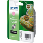 Epson C13T03464010 (T0346) Ink cartridge bright magenta, 440 pages, 17ml