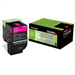 Lexmark 70C2HM0 (702HM) Toner magenta, 3K pages