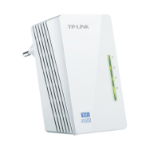 TP-LINK TL-WPA4220 500Mbit/s Ethernet LAN Wi-Fi White 1pc(s) PowerLine network adapter