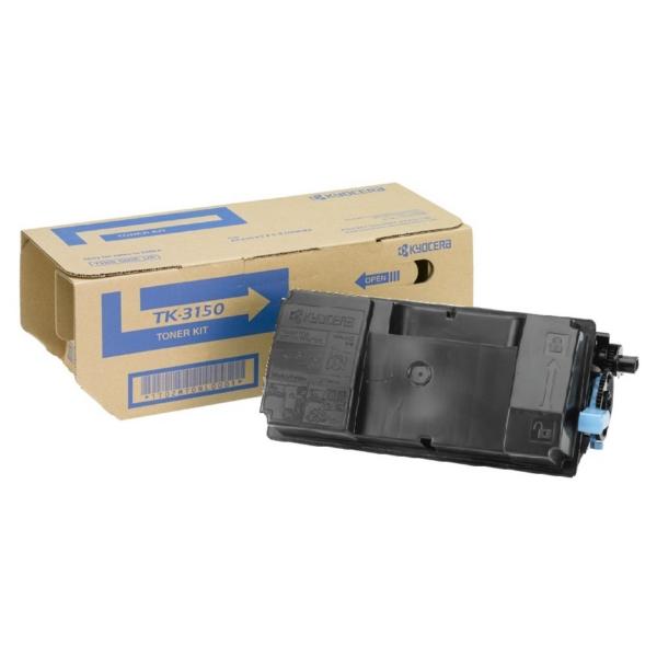 KYOCERA 1T02NX0NL0 (TK-3150) Toner black, 14.5K pages