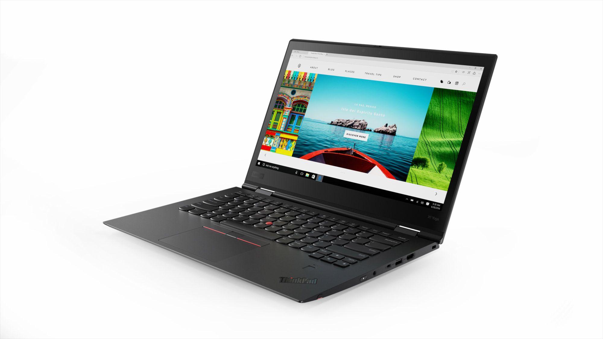 Lenovo ThinkPad X1 Yoga 1.80GHz i7-8550U 8th gen Intel® Core™ i7 14
