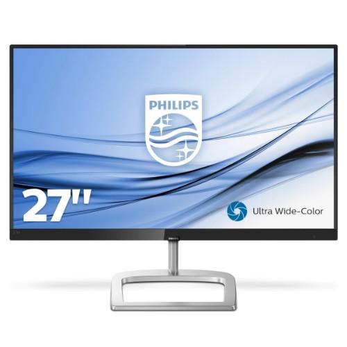Philips E Line LCD monitor with Ultra Wide-Color 276E9QSB/00