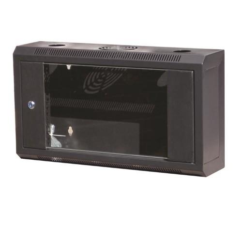 Garbot SOHO-6GB rack cabinet 19U Wall mounted rack Black