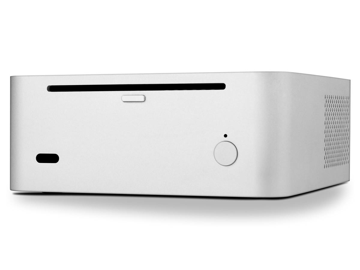 Streacom F1C Evo computer case Desktop Silver