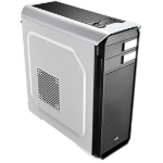Aerocool Aero-500 White Edition Midi-Tower Black,White computer case