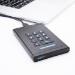 SecureData Secure Drive KP 4TB External USB Encrypted SSD