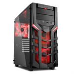 Sharkoon DG7000-G Midi-Tower Black computer case