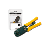 Digitus DN-94004 cable crimper Green, Yellow