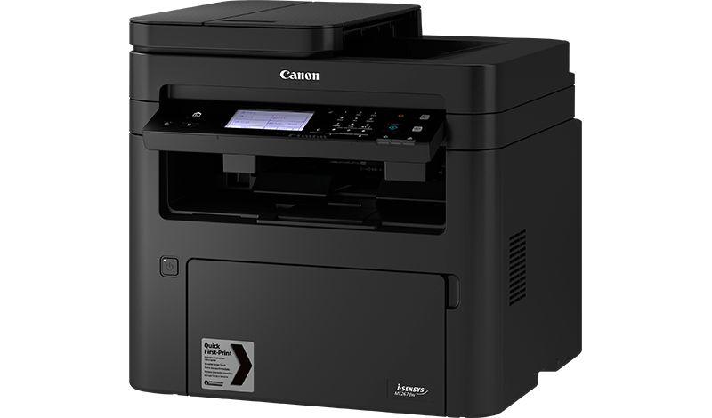Canon i-SENSYS MF267dw Laser 28 ppm 1200 x 1200 DPI A5 Wi-Fi