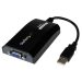 StarTech.com USB to VGA Adapter - External USB Video Graphics Card for PC and MAC- 1920x1200