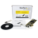 StarTech.com Dual Port PCI Express Gigabit Ethernet PCIe Network Card Adapter - PoE/PSE ST2000PEXPSE