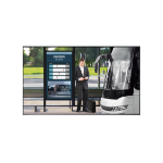 "LG 55XF3E-B signage display 55"" LCD Full HD Digital signage flat panel Black"