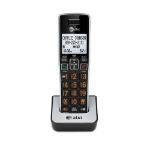 AT&T CL80113 telephone handset DECT telephone handset Black,Grey