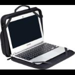 "Targus TKC001 11.6"" Briefcase Black,Yellow notebook case"