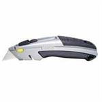 Stanley 1-98-456 utility knife Snap-off blade knife Black, Silver