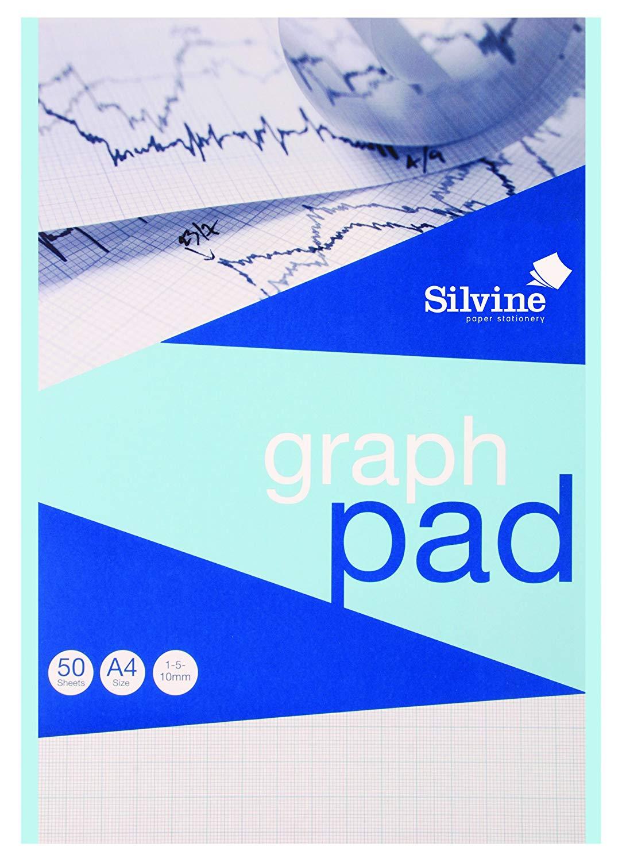 Silvine A4 Graph Pad PK12