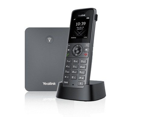 Yealink W73P IP phone Grey TFT
