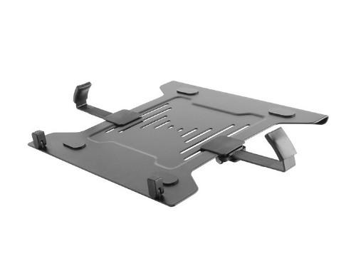Newstar Laptop Holder (mounting via VESA 75x75 to 100x100mm) - Black