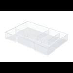 Leitz 52150002 desk drawer organizer Transparent
