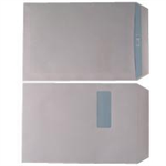 Envelopes Self Seal C4 Window 90gsm Pack 250 960240