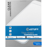eSTUFF ES10076 Clear Galaxy Tab A 1pc(s) screen protector