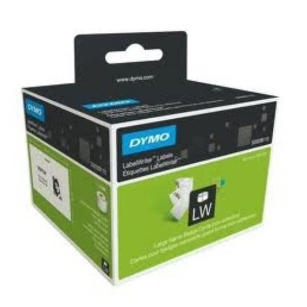 DYMO S0929110 DirectLabel-etikettes, 106mm x62mm, Pack qty 250