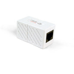 Belkin White Category 5 RJ45 Inline Coupler