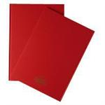 White Box WB MANUSCRIPT BOOK A4 FEINT