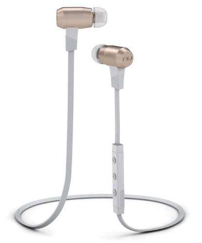 Optoma BE6i In-ear Binaural Wireless Gold mobile headset